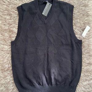 Pullover V Neck Sleeveless Sweater